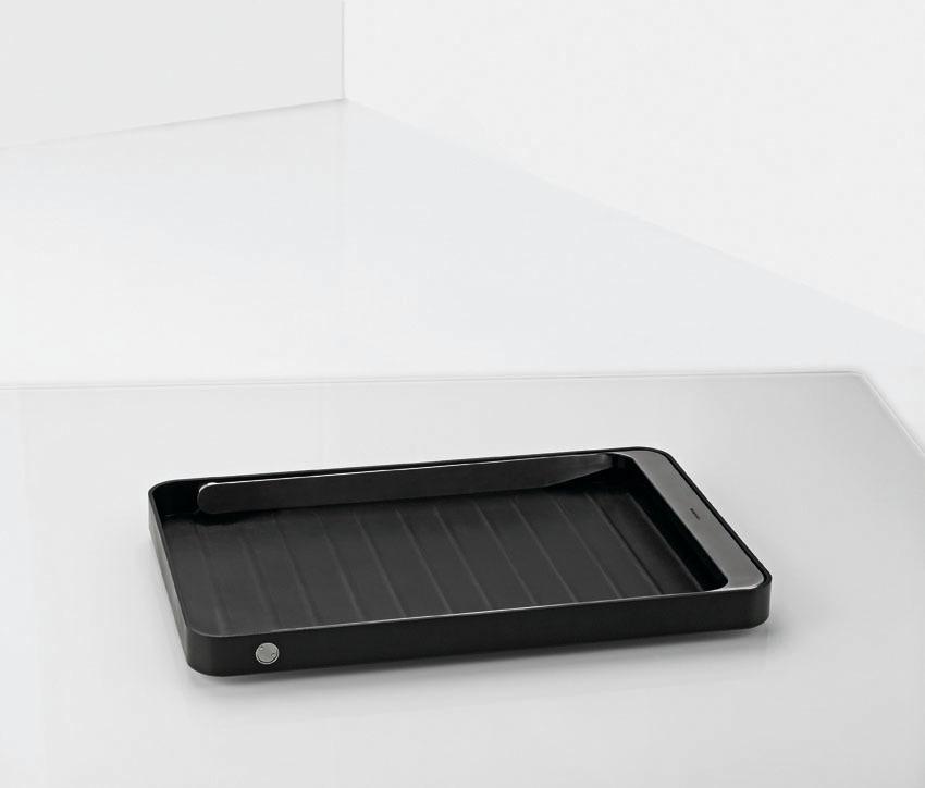 stelton take away serviertablett ziegler wohn und. Black Bedroom Furniture Sets. Home Design Ideas
