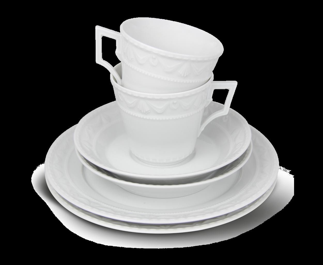 kpm kurland breakfast set f r einsteiger ziegler wohn. Black Bedroom Furniture Sets. Home Design Ideas